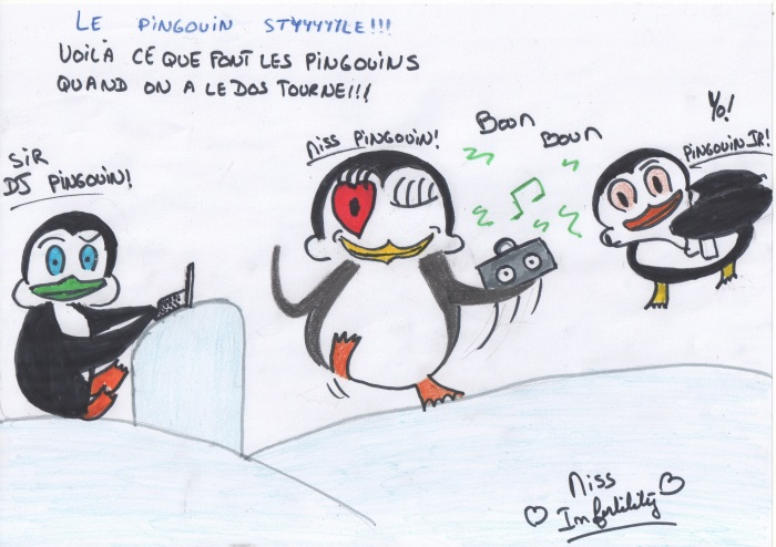 Les Pingouins Geeks Mettent l'Amibiance !